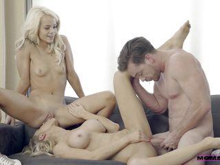 порно видео первый минет